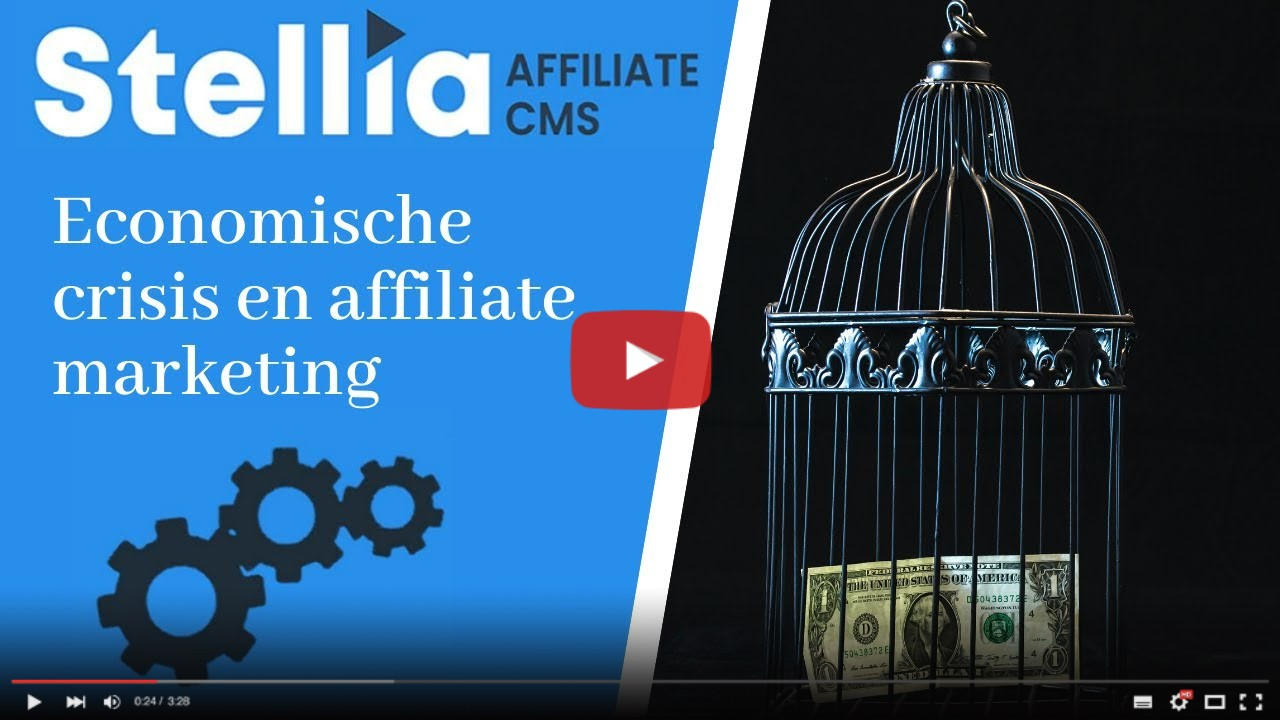 Economische crisis en affiliate marketing