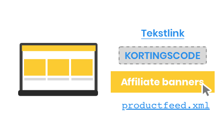 Affiliate adverteerder