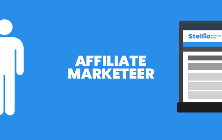 Affiliate marketeer