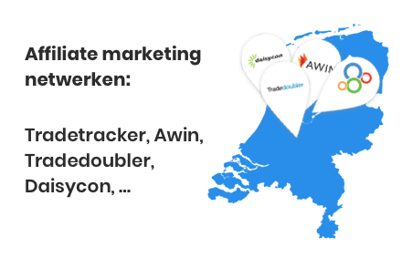 Affiliate marketing netwerk